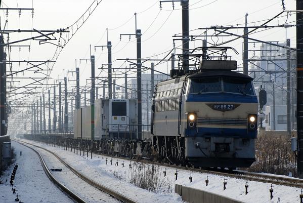 1071レ  EF66-27