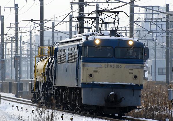 8865レ  EF65-100