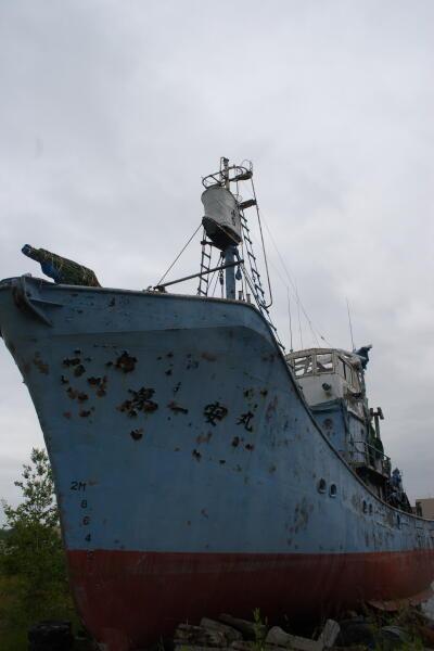 キャッチャーボート