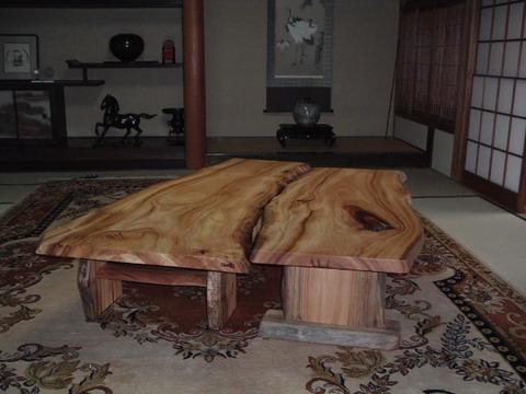 テーブル (オーダー品)~ T 宅 納品。