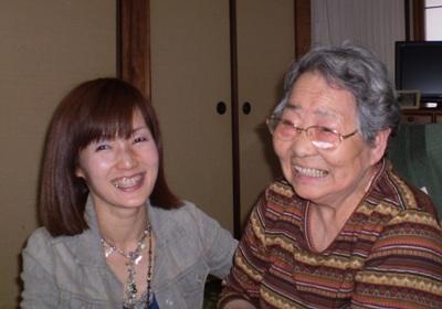 501祖母と