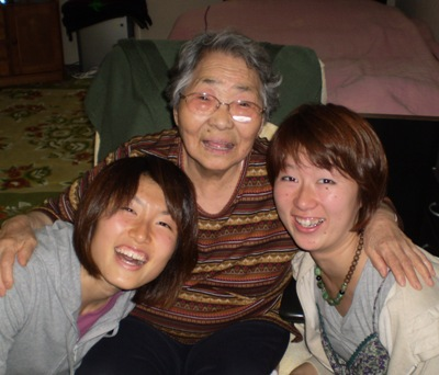 501祖母と1