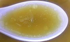 さんま醤油スープ