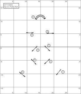 ビギナーコース図