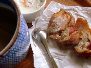 今朝のパン!