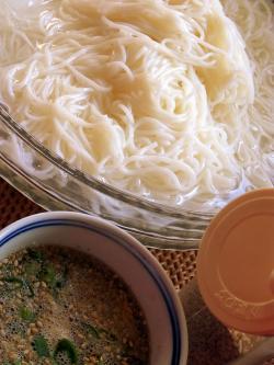 110809朝素麺