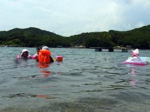 201108の海水浴