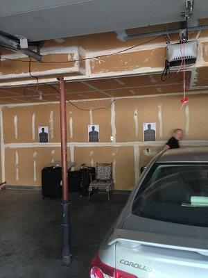 target in garage