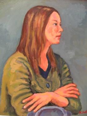 若い女性 2010