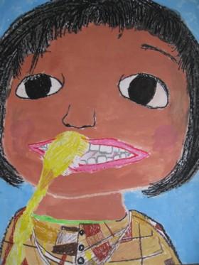 歯のポスター