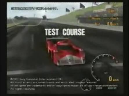 グランツーリスモ3 A-spec えっ?これって車?驚異の瞬間最大時速!