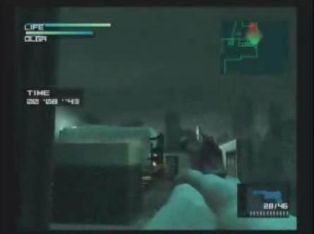 メタルギアソリッド2 BOSS SURVIVAL -TIME ATTACK-