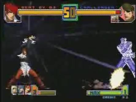 THE KING OF FIGHTERS 2001 コンボ集 ストライカー厳選コンボ 20