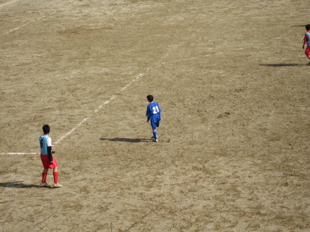 サッカー練習試合2