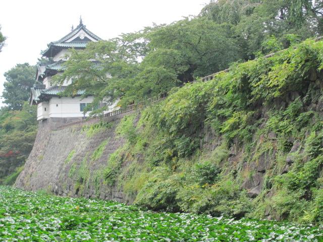 弘前城発掘1