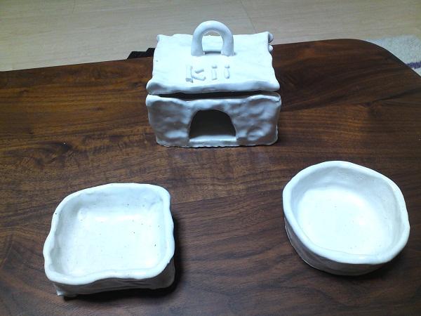 キイの家と小皿2