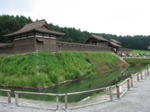 風林火山の館