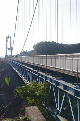 吊橋向こう11.13