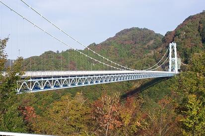 竜神吊橋11.13