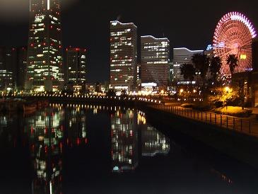 横浜夜景1.15