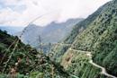 ボリビアの道路