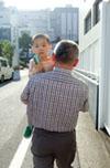 息子と爺01