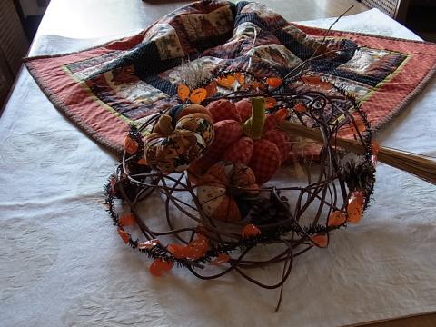 エリスマン邸 テーブル