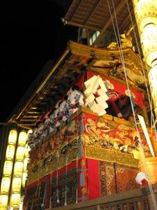 祇園祭 鉦紐