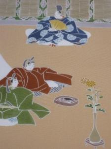 重陽の節句 菊1