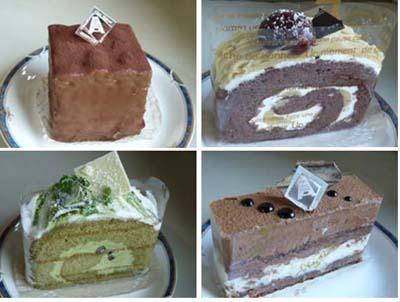 岡本シェダムールケーキ