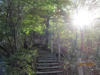 三ノ峰階段