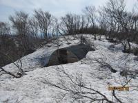 三ノ峰山頂山小屋
