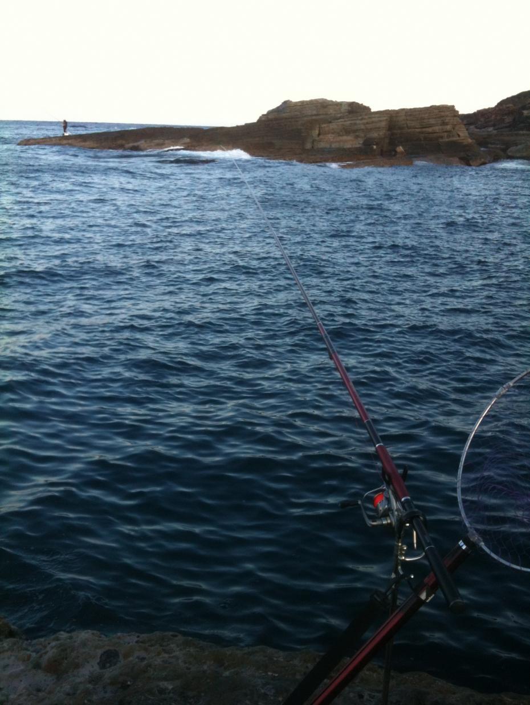 第一四つ島釣り座