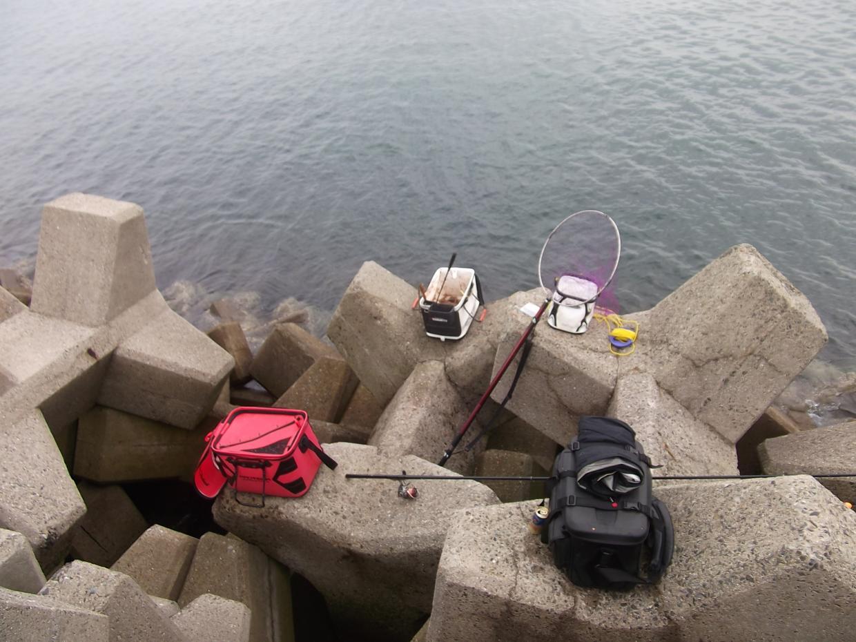 2011ドリームカップ磯 小豆島 北ヶ谷テトラ