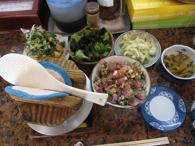 2011-12-29アジマゴチャ定食