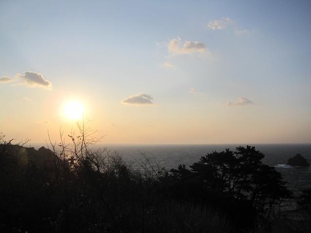 2011-12-29夕陽