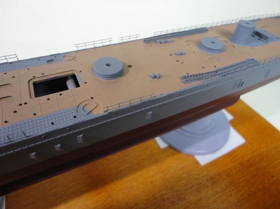 ハセガワ1/350軽巡洋艦「矢矧 天一号作戦」