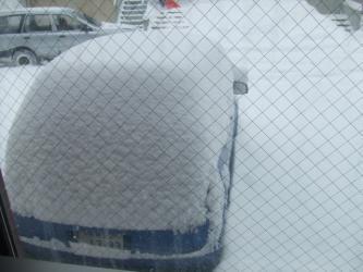 豪雪地帯?