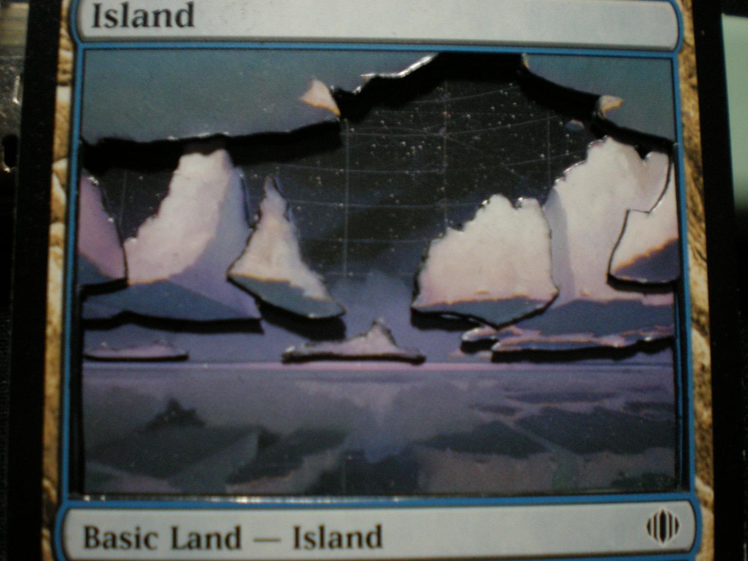 アラーラの島