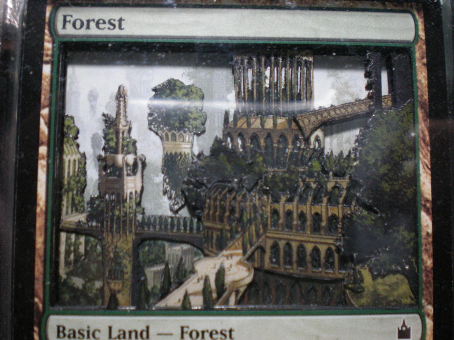 ラブニカの森