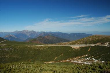 061017乗鞍岳