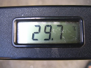 2011.8.12 001朝8時外気温
