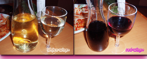 ワイン~☆