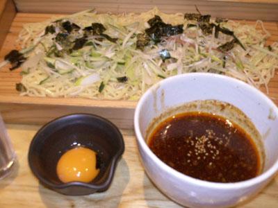 麻婆つけ麺♪