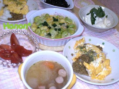 豆腐がぅ…((,,´Θ`,,))