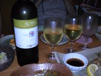 ワインも充実。(゚Д゚)