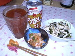 トマトジュースぢゃないよ~( ●≧艸≦)