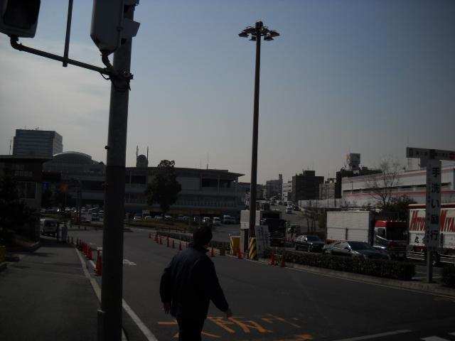 大坂の台所中央卸市場