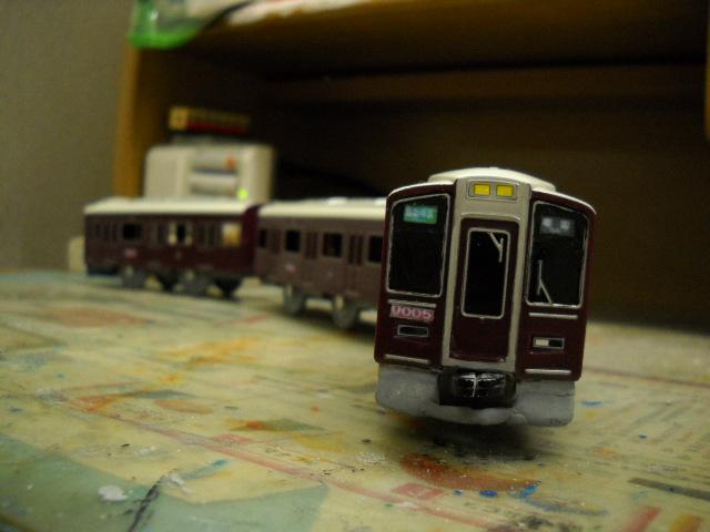 通勤準急9005Fです
