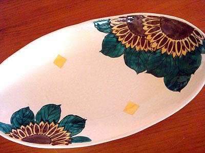 九谷焼大皿